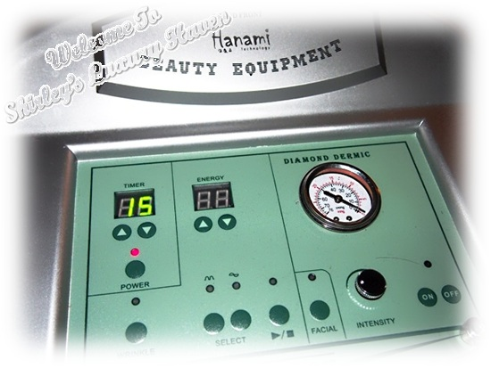 your senses beauty hanami beauty machine
