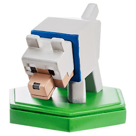 Minecraft Minecraft Earth Wolf Mini Figure