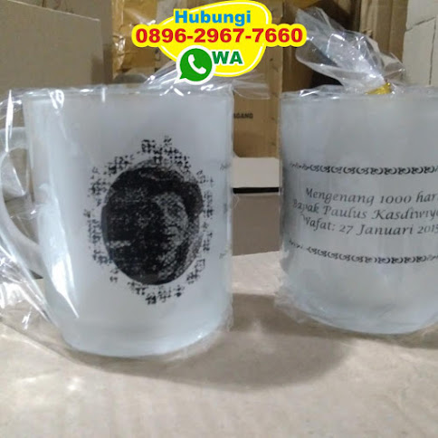 souvenir gelas foto murah 49941