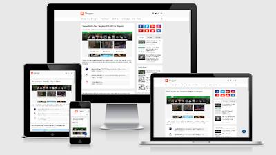 Theme FeedsVN Responsive For Blogspot - Template blog cá nhân chuẩn seo dành cho Blogger
