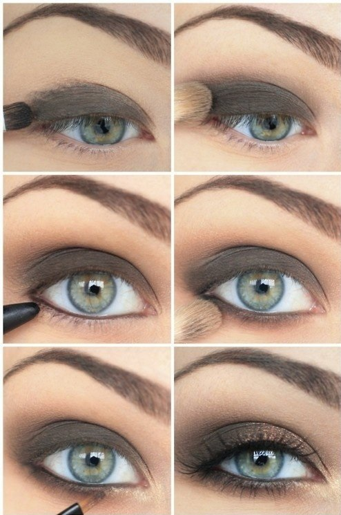 Amato Relasé: Make up: Trucco per gli occhi verdi - 6 mosse per un make  LB36