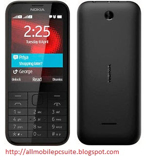 Nokia 225 Latest Version PC Suite Free Download For Windows