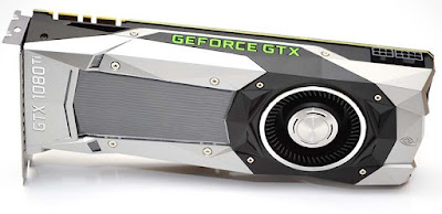 VGA Nvidia GEFORCE GTX 1080 Ti Bitcoin Mining