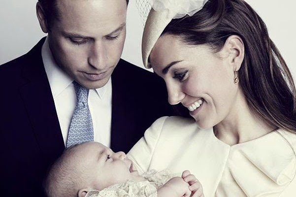 Duchess Catherine and Prince Cambridge