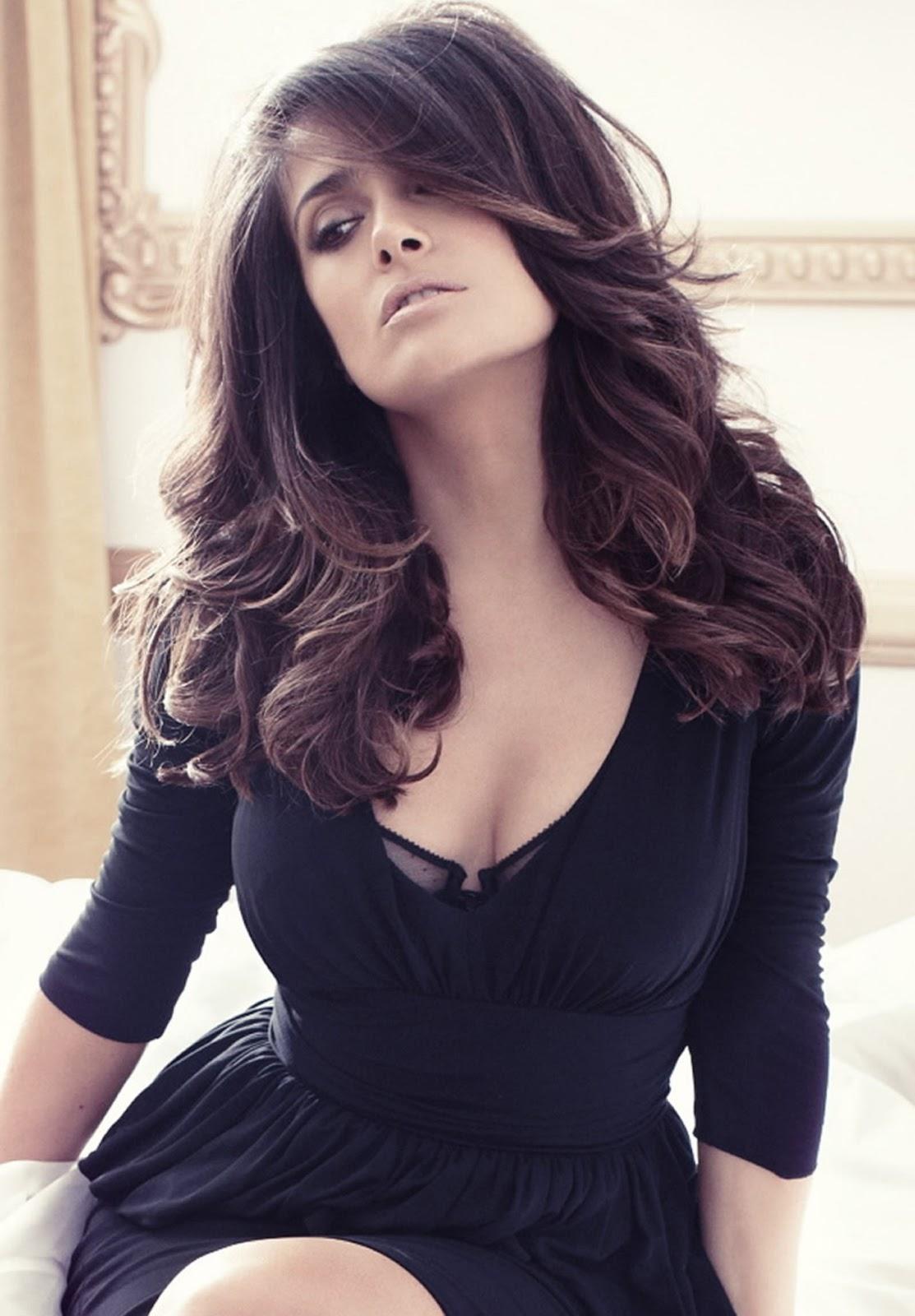 Salma Hayek Hot Salma Hayek Bikini Pics-4214