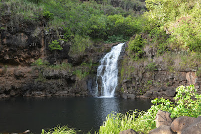 Oahu Waterfall