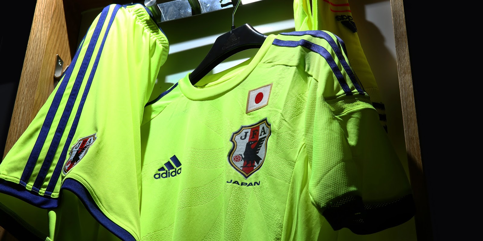... Football Association (JFA) are proud to release the new official away  uniform for the Japan National Football Team b0586f91d