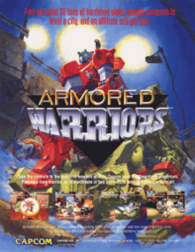 Armored Warriors ( Arcade )
