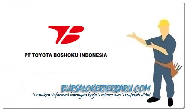 PT Toyota Boshoku Indonesia