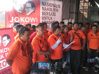 Guyub Rukun Nusantara Deklarasi Dukung Jokowi-Cak Imin