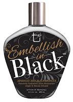 Tan INC. Embellish in Black Black Bronzer