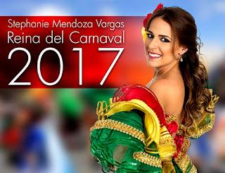 REINA DEL CARNAVAL DE BARRANQUILLA 2017