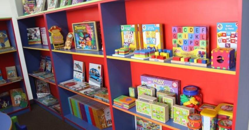 Municipio de Lima implementa bibliotecas escolares especializadas en colegios - www.munlima.gob.pe