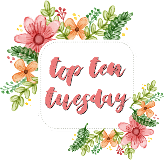 Top Ten Tuesday: Cecilia's Recommendations