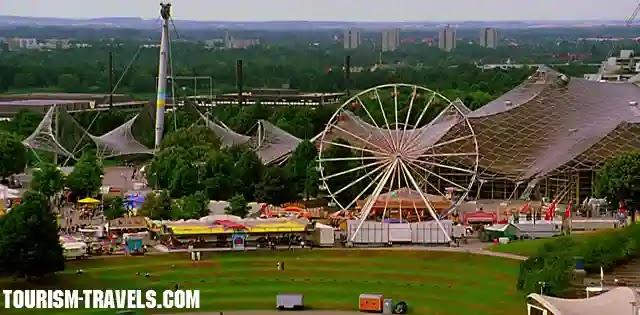 الحديقة الأوليمبية ( Olympiapark )