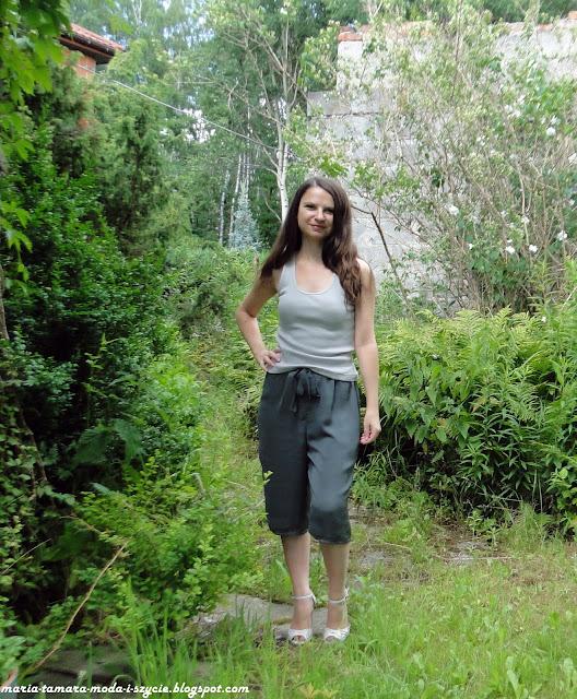 spódnica spodnie
