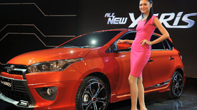 Harga Toyota Yaris 2016 terbaru dan spesifikasi toyota yaris 2016. Mobil hatchback keren dari Toyota untuk keluarga Indonesia.