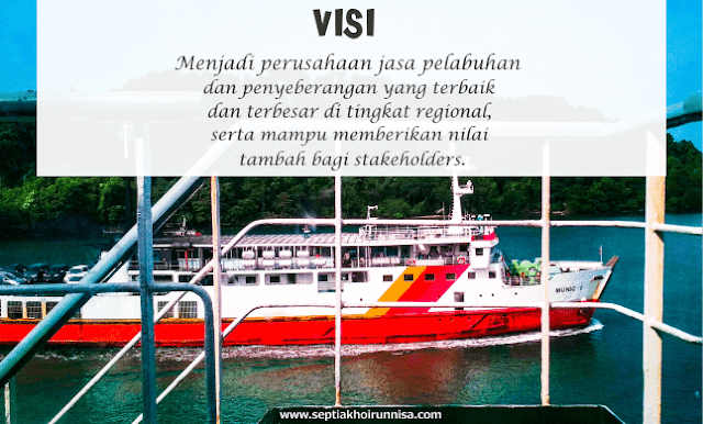 Visi ASDP Indonesia Ferry