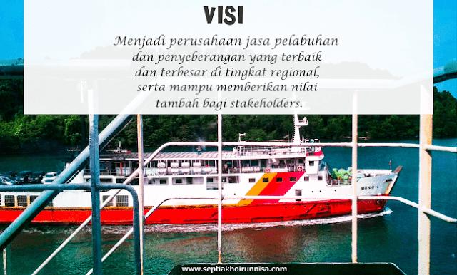 Visi ASDP Indonesia Ferry