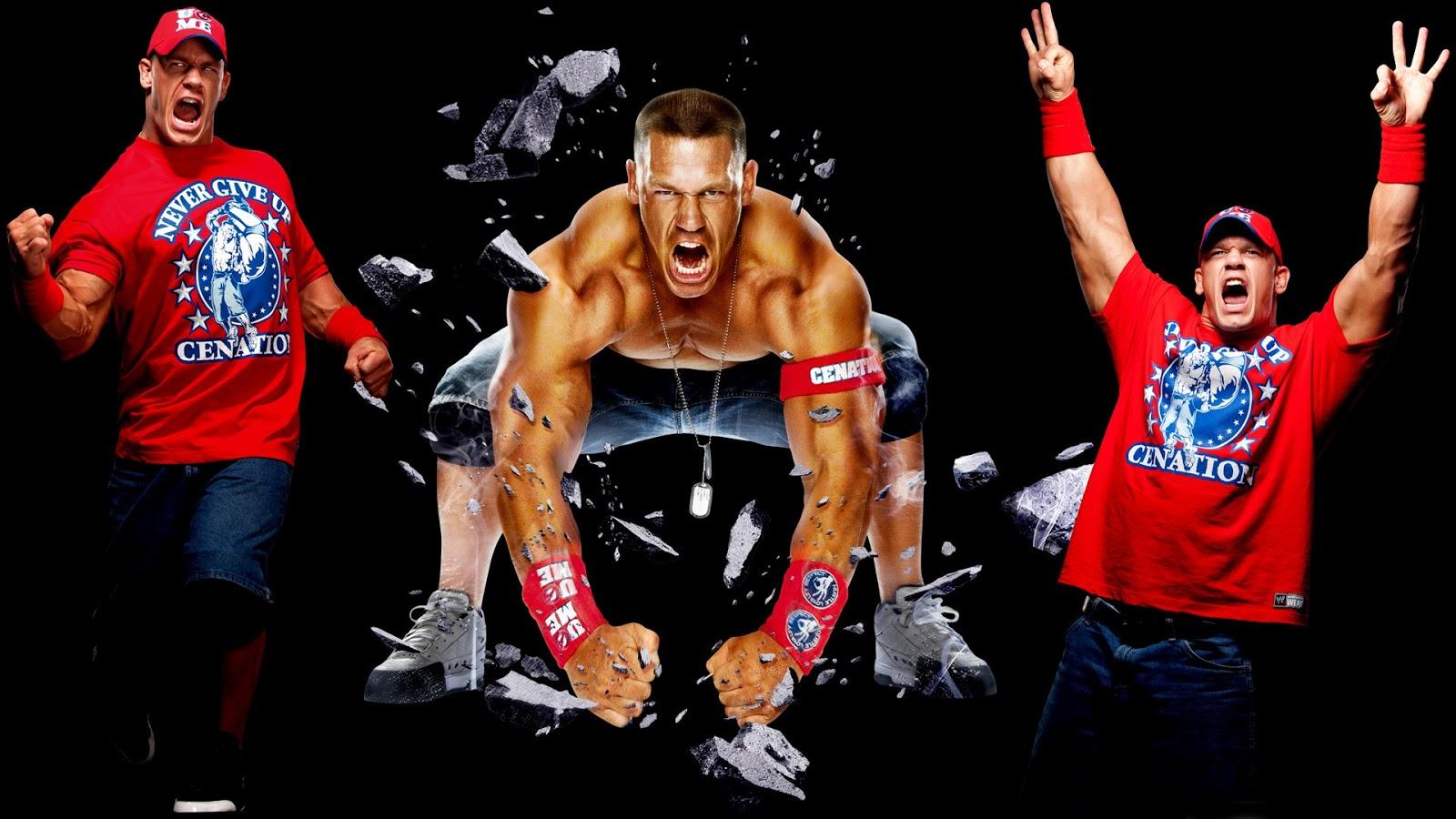 Wrestling Super Stars: John Cena New HD Wallpaper 2013