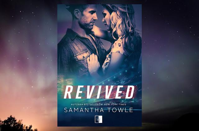 Samantha Towle - Revived || Patronat medialny