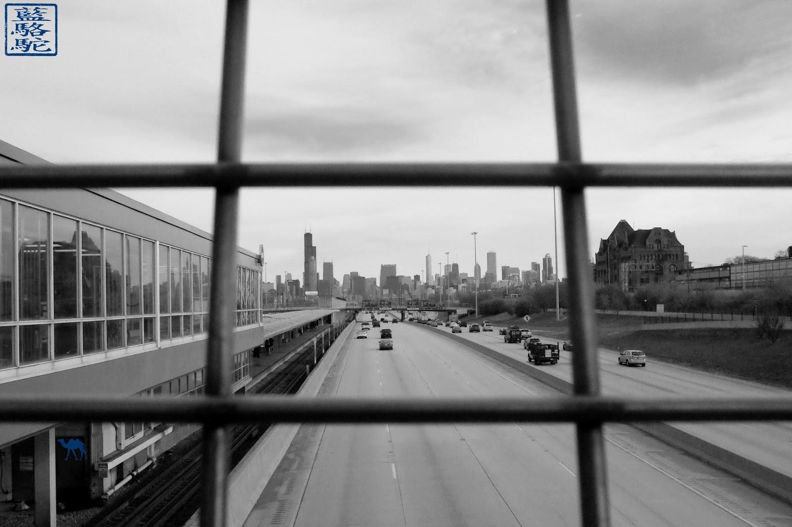 Le Chameau Bleu - Blog Voyage Chicago USA -  Chicago et sa skyline