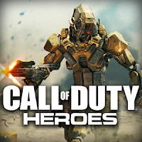 Call of Duty Heroes APK +  MOD (No damage) V2.8.0 For Android