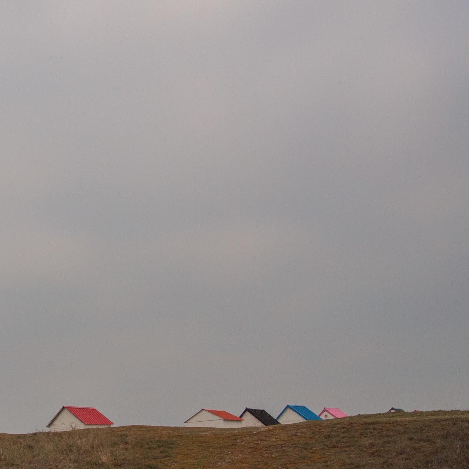 cabane de gouville sur mer cotentin