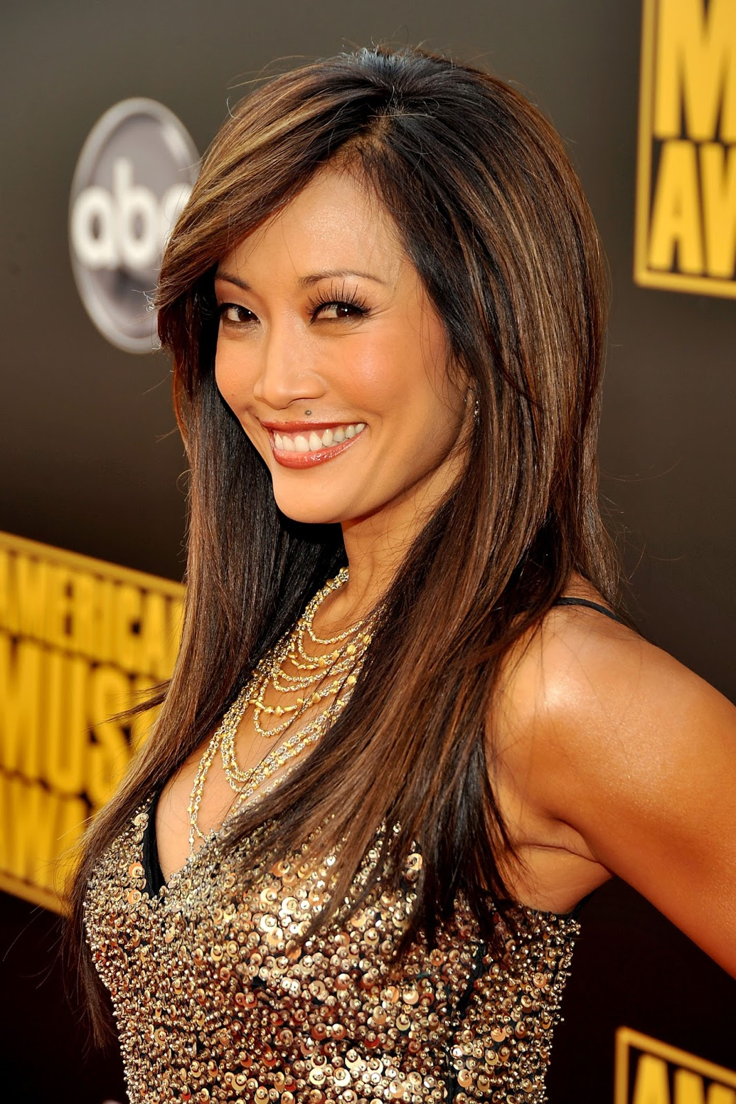 Carrie Ann Inaba Hot HQ Photos at 2008 American Music