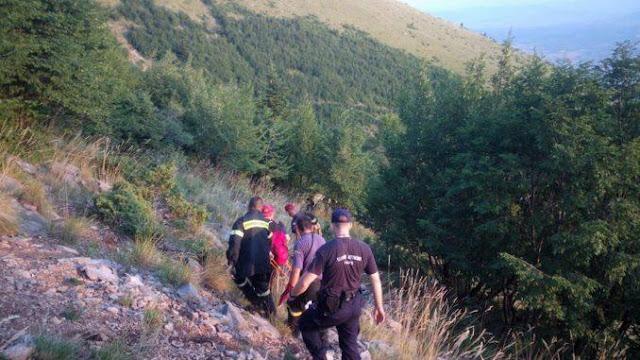 Αίσιο τέλος για τους τρεις ορειβάτες στο Μαίναλο