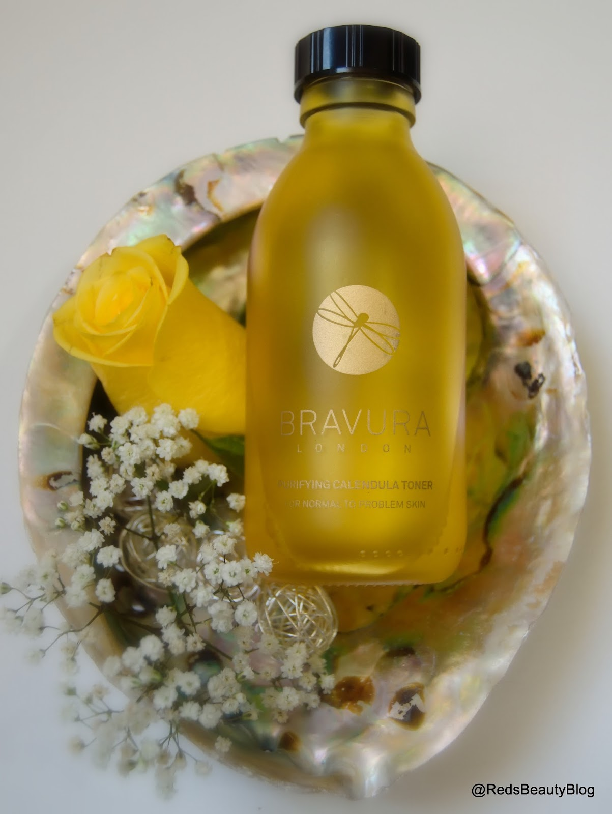 a picture of Bravura London Purifying Calendula Toner 13% AHA