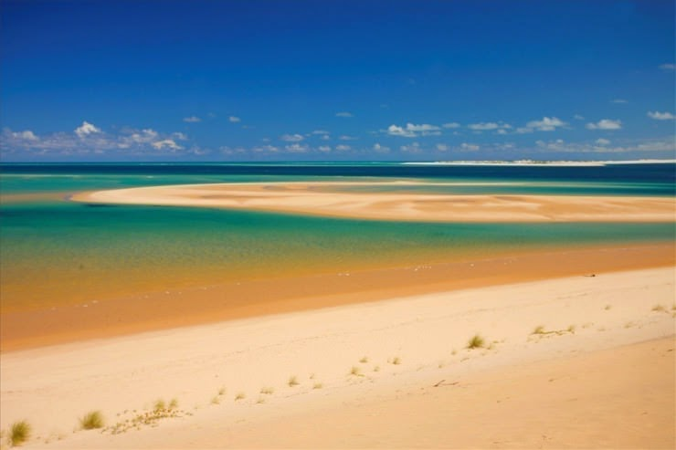 8. Bazaruto Archipelago, Mozambique - Top 10 Unusual Beaches