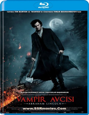 Abraham Lincoln Vampire Hunter (2012) Dual Audio 720p