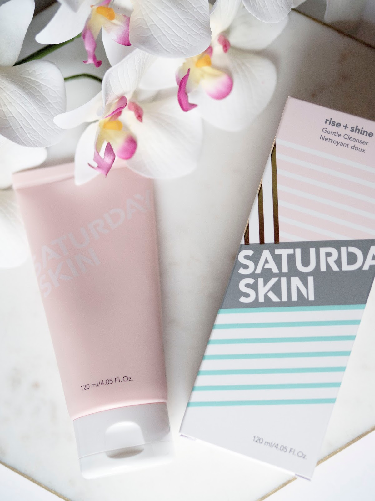 Saturday Skin's Rise + Shine Gentle Cleanser is a Skin Cleansing Warrior