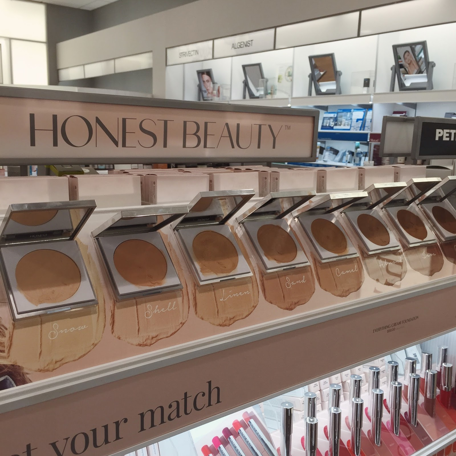 honest beauty at ulta cream foundation