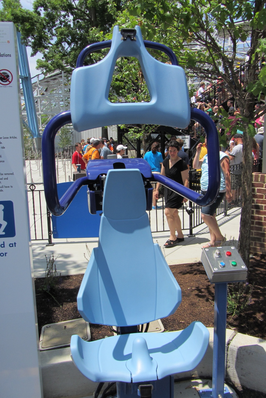 Newsplusnotes Skyrushing At Hersheypark A Look At One