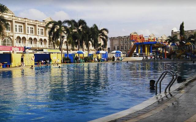 Harga Ticket Masuk Galaxy Tirtamas Club Waterpark Bekasi