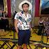 Donald Glover no desfile Cruise 2018 da Gucci, no Palácio Pitti de Florença, Itália – 29/05/2017 x1