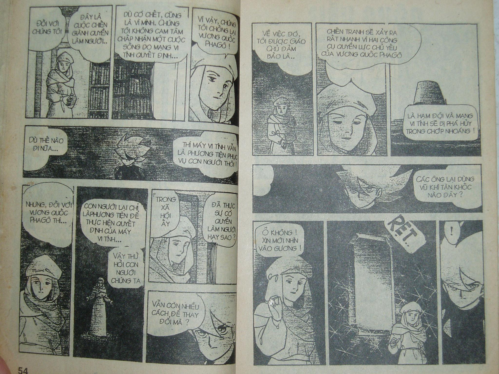 Siêu nhân Locke vol 17 trang 26