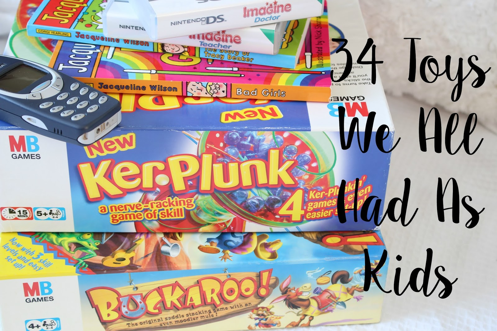 34 Toys We All Had As Kids relateable lists buzzfeed