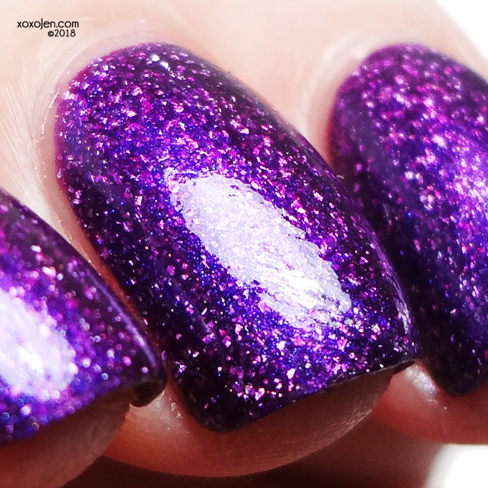 xoxoJen's swatch of Colors By Llarowe POTM April: Spring Forward