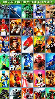Power Rangers v1.3.0 UNITE APK Mod