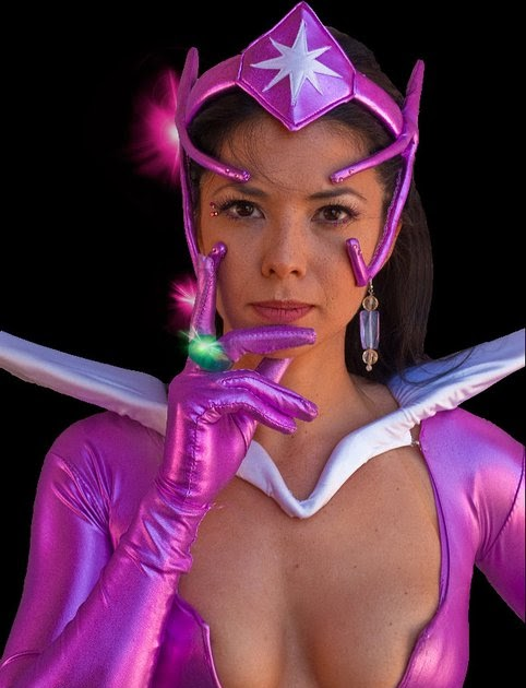 Geekmatic Margie Cox Star Sapphire