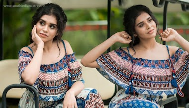 Meenakshi Govindharajan photoshoot stills by Camera Senthil