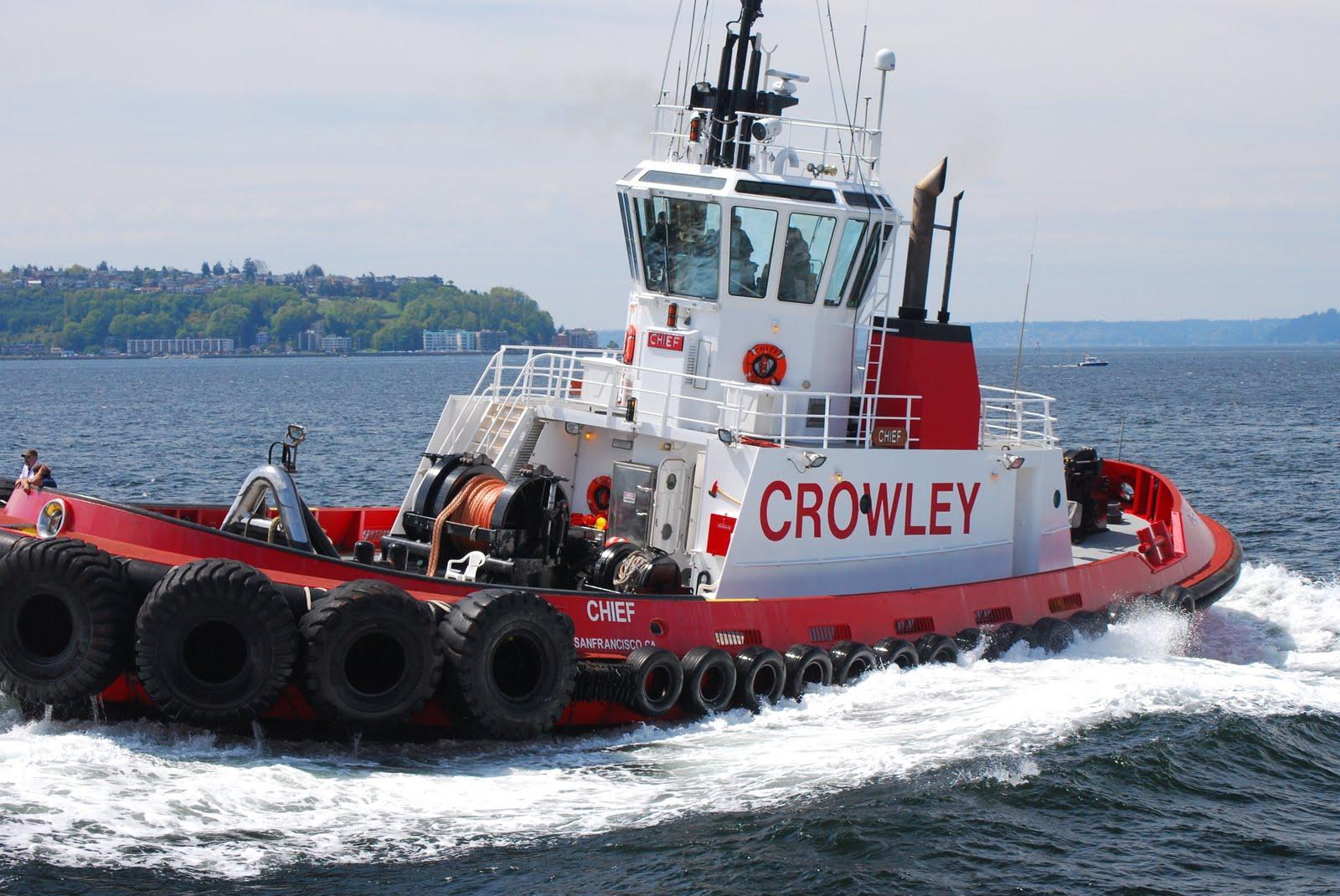 """Channel 14, Seattle Traffic: Tugboat """"Hunter"""" Extends Win ..."""