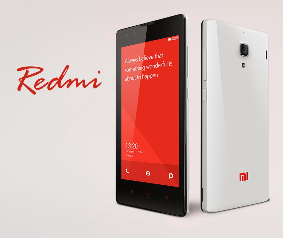 "Xiaomi Redmi - 4.7"" HD screen, Quad-core CPU, 8MP Camera for PHP6,000"