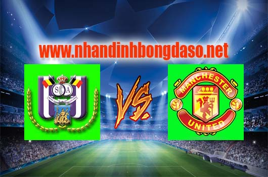 Nhận định Anderlecht vs Manchester United, 02h05 ngày 14-04