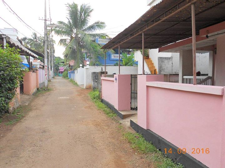 House and Plot For Sale at Kannamkulangara, Thrissur, Kerala