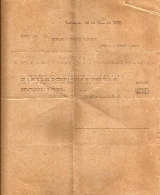 Projeto de reforma para Fernando Duarte Rabello, ID 297.