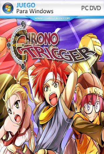 Chrono Trigger Limited Edition PC Full Español